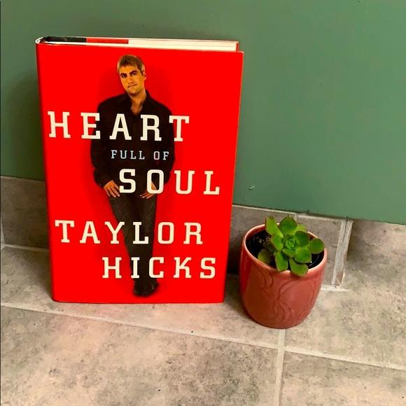 Taylor Hicks 4/$15
